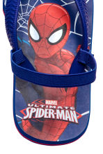 Flip-flops - Blue/Spiderman -  | H&M 3