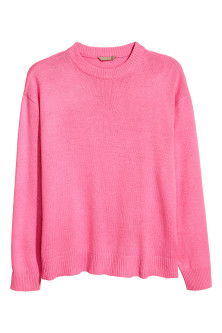 H&M+ Fine-knit jumper
