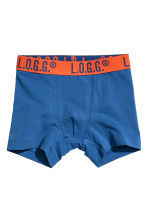 3-pack boxer shorts - Orange - Kids | H&M 2