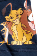 2-pack boxer shorts - Dark blue/The Lion King - Kids | H&M 3