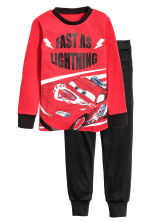Ensemble de pyjama - Rouge/Cars - ENFANT | H&M FR 1