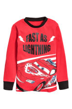 Ensemble de pyjama - Rouge/Cars - ENFANT | H&M FR 2