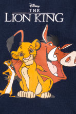 Pyjamas - Dark blue/The Lion King - Kids | H&M 2