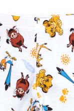 Pyjamas - Dark blue/The Lion King - Kids | H&M 3