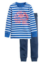 Pyjamas - Blue - Kids | H&M 1