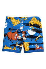 Jersey pyjamas - Blue/The Lion King - Kids | H&M 2