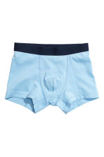 3-pack boxer shorts - Light blue - Kids | H&M CN 2