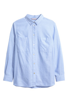 H&M+ Cotton shirt