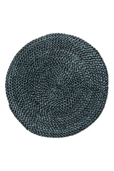 Set de table rond en jute