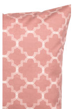 Printed cushion cover - Dusky pink - Home All | H&M CN 2