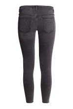 Skinny Ankle Jeans - Black washed out - Ladies | H&M 3