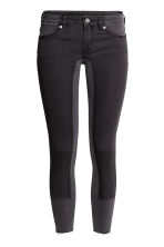 Skinny Ankle Jeans - Black washed out - Ladies | H&M 2