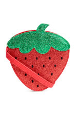 Glittery shoulder bag - Strawberry - Kids | H&M 1