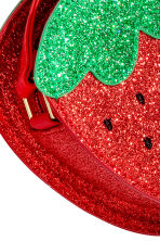 Glittery shoulder bag - Strawberry - Kids | H&M CN 3