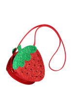 Glittery shoulder bag - Strawberry - Kids | H&M CN 2