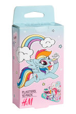 10-pack plasters - Light pink/My Little Pony -  | H&M 2