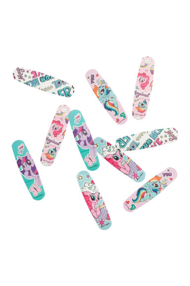 10-pack plasters - Light pink/My Little Pony -  | H&M 1