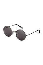 Round sunglasses - Black - Ladies | H&M CN 1