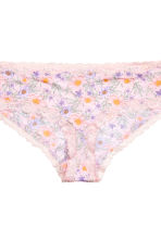 H&M+ 2-pack hipster briefs - Light pink/Floral - Ladies | H&M 3