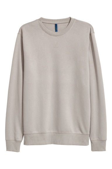 Lightweight sweatshirt - Light mole -  | H&M CN