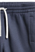 Sweatshirt shorts - Dark blue -  | H&M CN 3