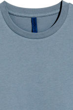 T-shirt a girocollo - Blu tortora - UOMO | H&M IT 3
