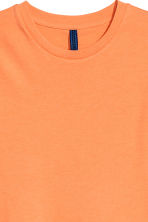 Round-necked T-shirt - Orange - Men | H&M 3