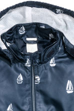 Outdoor jacket - Dark blue/Boat - Kids | H&M 2