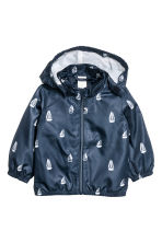 Outdoor jacket - Dark blue/Boat -  | H&M CN 1
