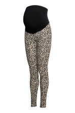 MAMA Patterned leggings - Leopard print - Ladies | H&M CN 2