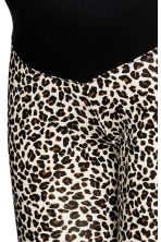 MAMA Patterned leggings - Leopard print - Ladies | H&M CN 3