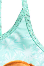 Patterned bikini - Mint green/Frozen - Kids | H&M CN 2