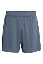 Sports shorts - Dark grey-blue - Men | H&M 2