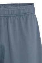 Sports shorts - Dark grey-blue - Men | H&M 3