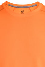 Sports top - Orange - Men | H&M 3