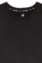 T-shirt training - Noir - HOMME | H&M BE 3