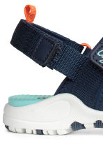 Scuba sandals - Dark blue - Kids | H&M CN 4