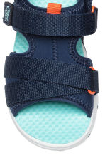 Scuba sandals - Dark blue - Kids | H&M CN 3