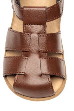 Sandals - Dark brown - Kids | H&M CN 3