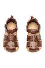 Sandals - Dark brown - Kids | H&M CN 2