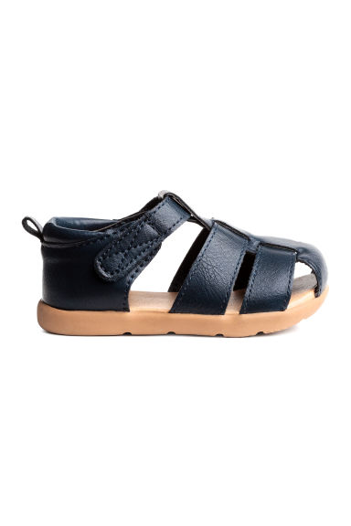 Sandals - Dark blue - Kids | H&M CN 1