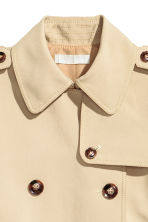 Trench - Beige chiaro - DONNA | H&M IT 4