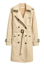 Trench - Beige chiaro - DONNA | H&M IT 3