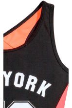 Sports swimsuit - Black/New York - Kids | H&M CN 2