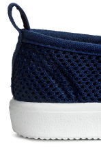 Slip-on trainers - Dark blue - Kids | H&M 3