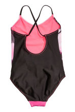 Patterned swimsuit - Pink/Palms - Kids | H&M 2