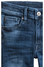 Superstretch Skinny fit Jeans - Dark denim blue - Kids | H&M CN 5