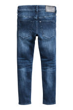 Superstretch Skinny fit Jeans - Dark denim blue - Kids | H&M CN 3