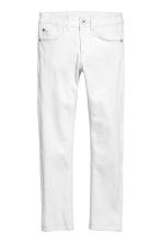 Skinny fit Jeans - White - Kids | H&M CN 2
