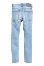 Superstretch Skinny fit Jeans - 浅牛仔蓝 - Kids | H&M CN 3